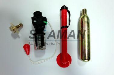 Re - vũ trang Kit tự động thiết bị cuộc sống áo Phụ kiện Van cơ sở Oral ống Clip